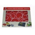 Deska kuchenna szklana 30x40cm (GCB1001)